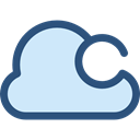 ui, Cloud computing, Multimedia Option, Multimedia, warning, Data, interface, storage Lavender icon