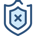 security, Protection, shield, weapons, defense DarkSlateBlue icon