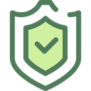 security, Protection, shield, weapons, defense DimGray icon