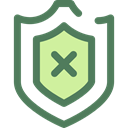 defense, security, Protection, shield, weapons DimGray icon