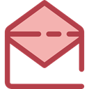 envelopes, Communications, Message, mail, interface, mails, Email, envelope, Multimedia Sienna icon