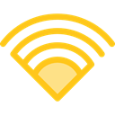 wireless, interface, ui, technology, Multimedia, Computer, Connection, Wifi, signs, internet Black icon
