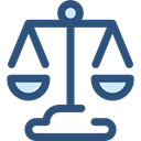 Business, law, judge, Balance, justice, zodiac, libra, Balanced, Business And Finance DarkSlateBlue icon