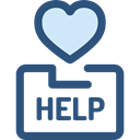 miscellaneous, Money, Currency, Bank, banking, donation, Charity, Business And Finance DarkSlateBlue icon