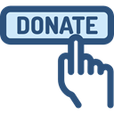 donation, Solidarity, Signaling, Charity, help, miscellaneous, donate DarkSlateBlue icon