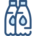 drink, food, water, Bottle, Healthy Food, Hydratation, Food And Restaurant DarkSlateBlue icon