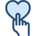 signs, Health Clinic, Valentines Day, Love And Romance, Heart, hospital DarkSlateBlue icon