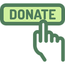 help, miscellaneous, donate, donation, Solidarity, Signaling, Charity DimGray icon