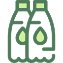drink, food, water, Bottle, Healthy Food, Hydratation, Food And Restaurant DimGray icon