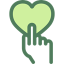 Heart, hospital, signs, Health Clinic, Valentines Day, Love And Romance Icon