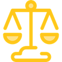 judge, Balance, justice, zodiac, libra, Balanced, Business And Finance, Business, law Gold icon