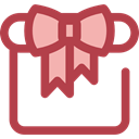 birthday, gift, present, surprise, Christmas Presents, Birthday And Party Sienna icon