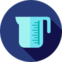 beverage, Tools And Utensils, Food And Restaurant, drink, food, water, drinks, Jar DarkSlateBlue icon