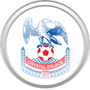 flag, Football, premier english, Cristal palace Black icon
