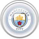 manchester city, flag, Football, premier english Gainsboro icon