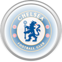 Chelsea, flag, Football, premier english WhiteSmoke icon