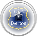 flag, Football, premier english, Everton DarkGray icon