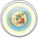 flag, Football, premier english, Birmingham city DarkGray icon