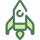 Rocket Launch, startup, Space Ship, Rocket Ship, Space Ship Launch, Rocket, transportation, transport DimGray icon