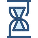 waiting, Tools And Utensils, Time And Date, Clock, time, Hourglass DarkSlateBlue icon