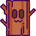 Tree, halloween, horror, Terror, spooky, scary, fear Icon
