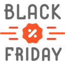 Shopping Store, Commerce And Shopping, Black Friday, commerce, Sales, online shop, online store Black icon
