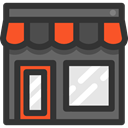 food, Business, store, commerce, Shop, Commerce And Shopping Icon