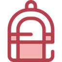 baggage, Bags, travel, Backpack, luggage Sienna icon