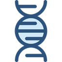 Biology, dna, Deoxyribonucleic Acid, Dna Structure, Genetical, science, medical, education DarkSlateBlue icon