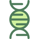 science, medical, education, Biology, dna, Deoxyribonucleic Acid, Dna Structure, Genetical DimGray icon