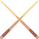 Game, sports, sticks, Billiard, Fun, gambling Black icon