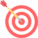 Target, sports, targeting, gambling, gambler, Dart Board Tomato icon