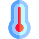 temperature, thermometer, Mercury, Celsius, Fahrenheit, Degrees, Tools And Utensils Black icon