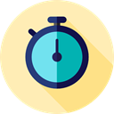 Dollar, Stopclock, Time And Date, time, Chronometer Moccasin icon