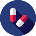 Medicines, Remedy, Healthcare And Medical, healthcare, pills, healthy, heal, medical, Pill, medicine DarkSlateBlue icon