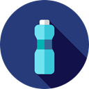 drink, food, water, Bottle, Healthy Food, Water Bottle, Hydratation, Food And Restaurant DarkSlateBlue icon