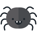 spider, Animals, Arachnid, Animal Kingdom, insect DarkSlateGray icon