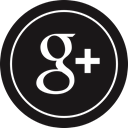 media, plus, Logo, google, Social Black icon