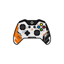 controller, gamer, xbox one, titanfall Black icon