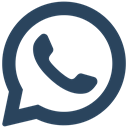 Message, phone, Chat, Social, Communication, whatsapp icon DarkSlateGray icon