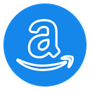 Cart, ecommerce, Delivery, online, Business, Amazon, shopping icon DodgerBlue icon