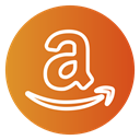 online, Business, Cart, ecommerce, Delivery, Amazon, shopping icon Chocolate icon