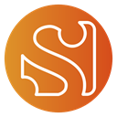 Scribd, social icon Chocolate icon