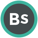 Bs, Extension, bs icon, File, Pl, Format DarkSlateGray icon