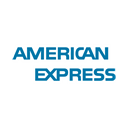 american, curved, express icon Black icon