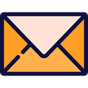 interface, envelopes, Email, Message, mail, Note MidnightBlue icon