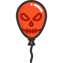 balloons, halloween, decoration, Celebration, party, Balloon Icon