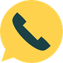 App, mobile phone, symbol, Communications, cellphone, smartphone, technology SandyBrown icon