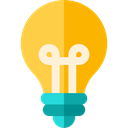 illumination, technology, invention, Business And Finance, Light bulb, Idea, electricity Black icon