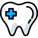Teeth, tooth, dental, Caries, Premolar, Healthcare And Medical, Dentist, medical Black icon